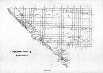 Index Map, Chippewa County 1986 Published by Farm and Home Publishers, LTD